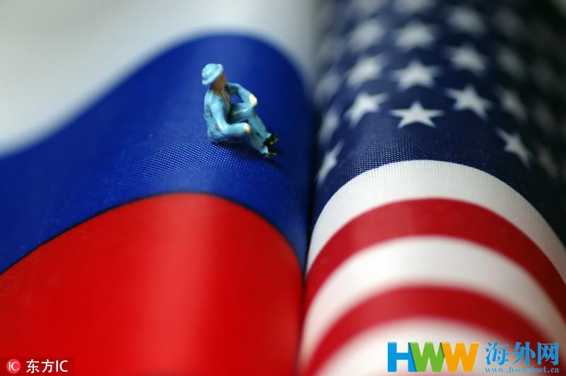 美宣布制裁33个俄军事情报实体:与其装备交易亦将被制裁