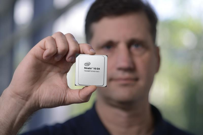 英特尔Stratix 10 DX FPGA规模商用:三大特性提升,满足异构计算时代需求