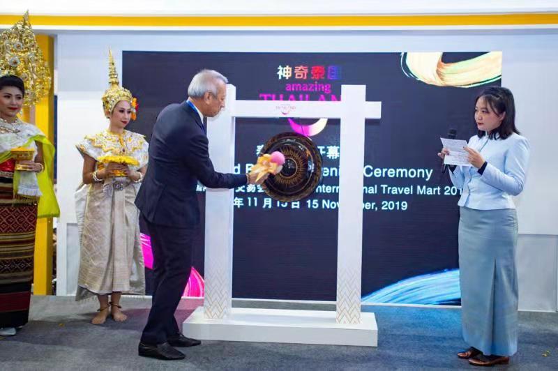 泰旅局展区力推旅游产品 今年旅游创收将实现732,000亿泰铢