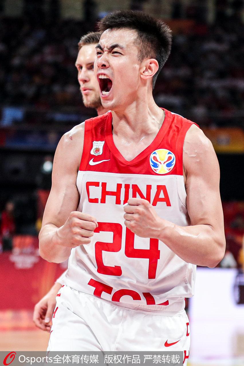 赵继伟的咆哮,必然能鼓励中国男篮持续前止。