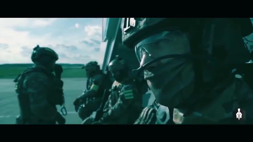 俄罗斯联邦安全局FSB特种部队