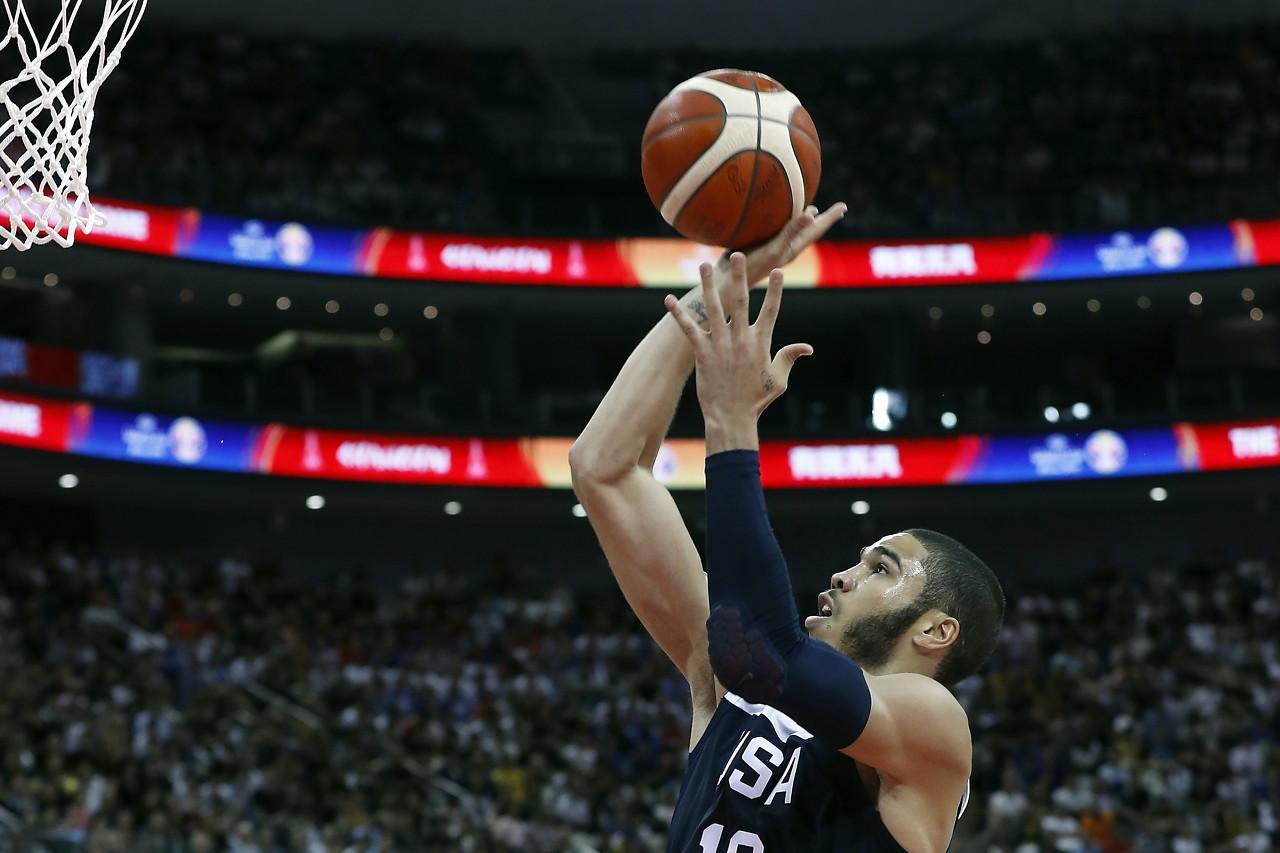[精彩]FIBA盘点男篮世界杯10大新星:塔图姆&八村塁在列