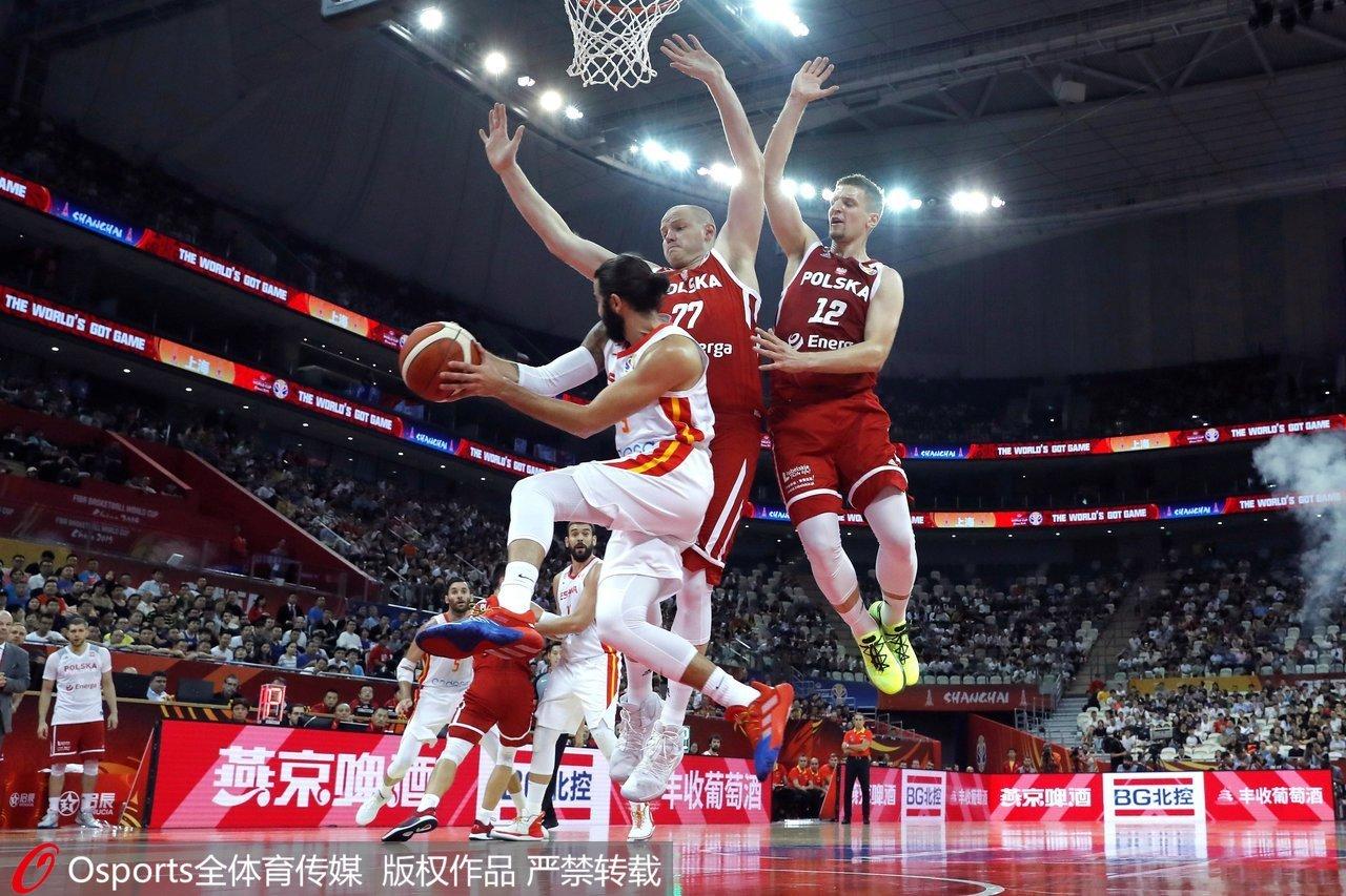 """【精彩】观点 别学NBA耍帅,中国篮球应确定""""以欧为师""""大方向"""
