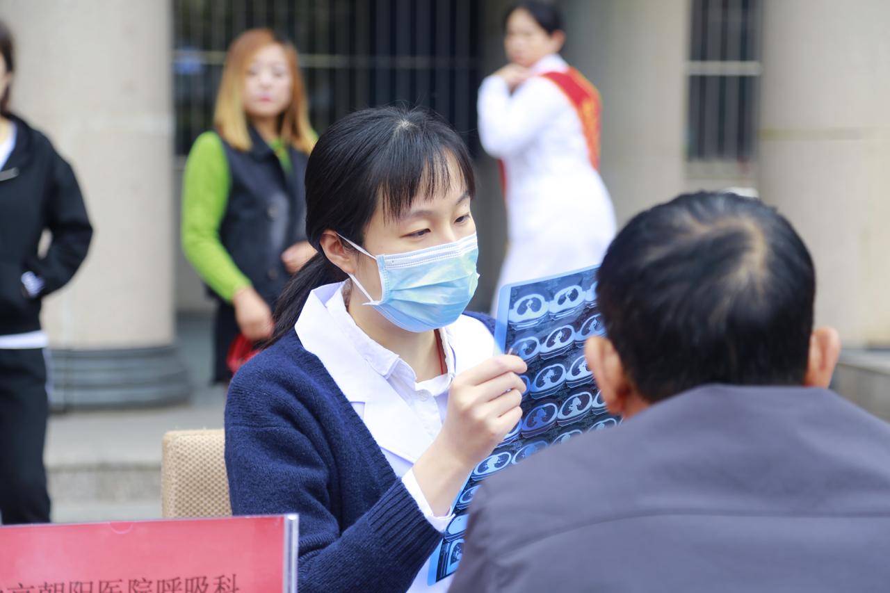 北京朝阳医院(张家口)呼吸疾病诊疗中心挂牌