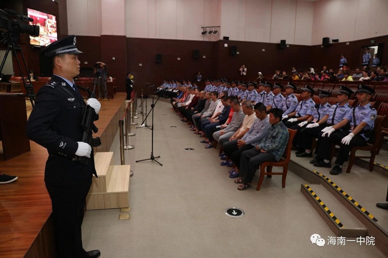 贿选当上村主任强揽项目,海南黑社会团伙主犯获刑25年