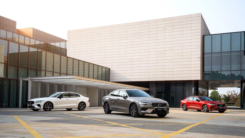沃尔沃全新S60将在广州车展开启
