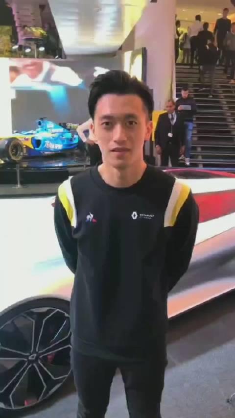 周冠宇提拔为雷诺F1车队试车手!