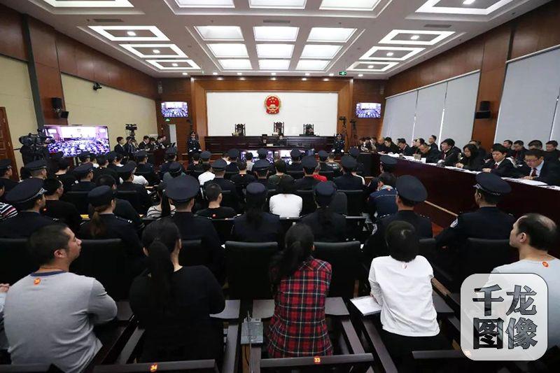 特大跨国电信诈骗案在北京海淀法院一审开庭
