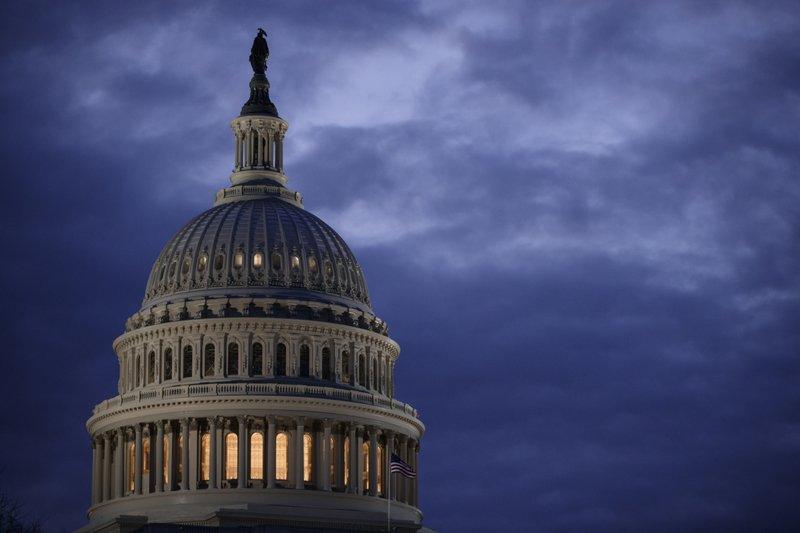 特朗普警告不再签署高额预算 要求国会两党统一行动