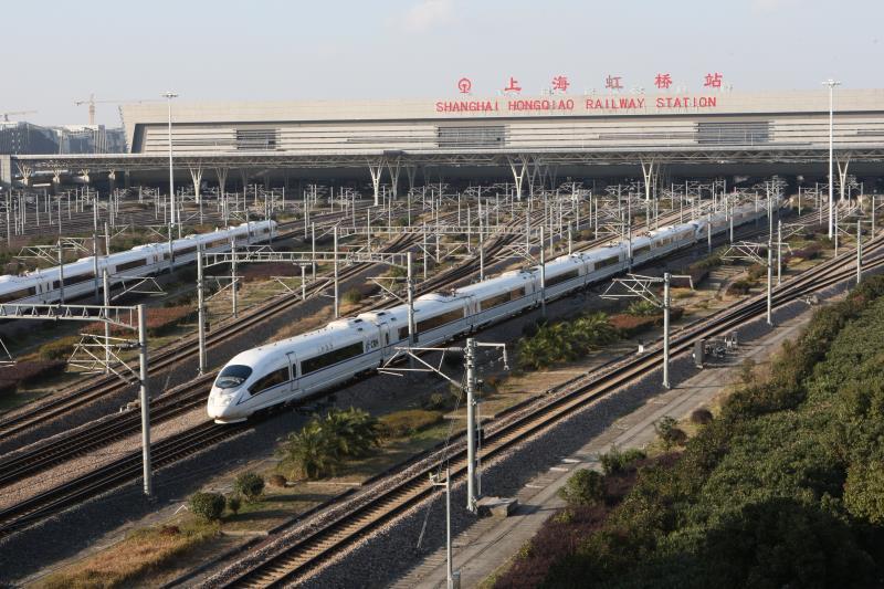 长编组 复兴号 动车组将在京沪高铁首次投入运行