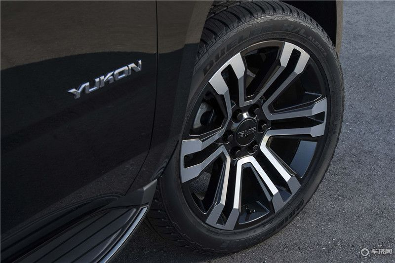 GMC YUKON特别版车型官图发布 气场更强大