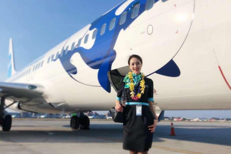 帕劳太平洋航空机组人员正面临失业(风传媒图)