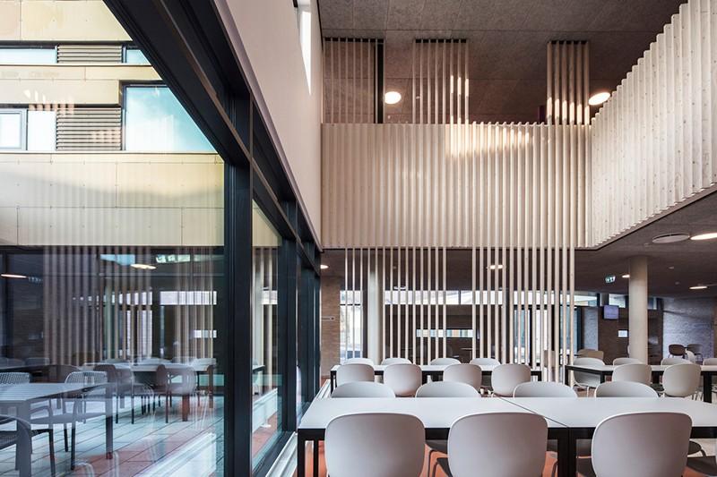 建筑师的人文主义v平面:瓦埃勒精神病平面硕士医院设计师图片
