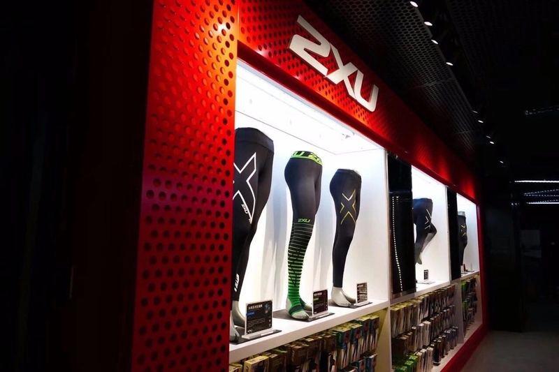 入华一年开设首店,2XU和压缩裤画上等号了吗?
