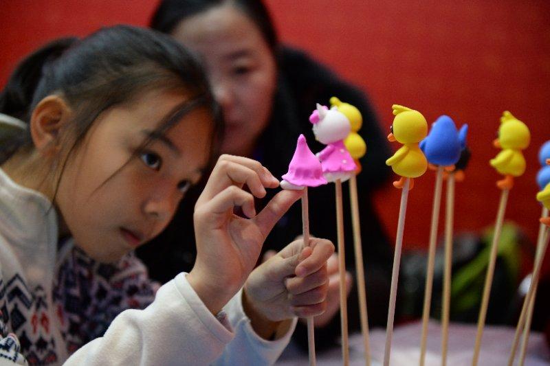 春节假期接近尾声,中华世纪坛非遗盛宴来压轴