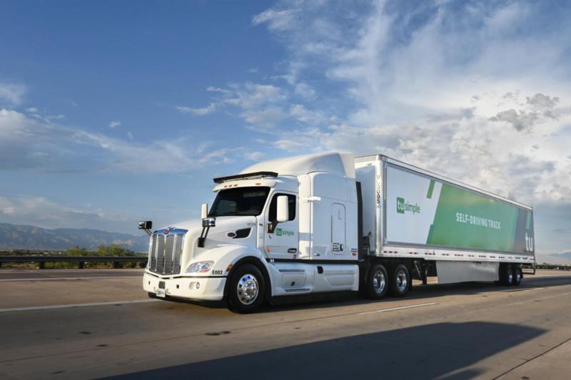 36氪首发 |「图森未来」获1.2亿美元D2轮融资,加深与车厂、一级供应商的合作