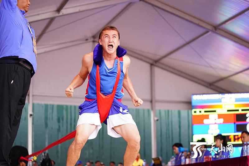 全国少数民族传统体育运动会:新疆代表团亮出成绩单