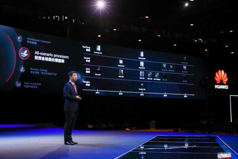 贵阳一中校歌 华为首次发布整体计算策略 推出全球最快AI训练集群