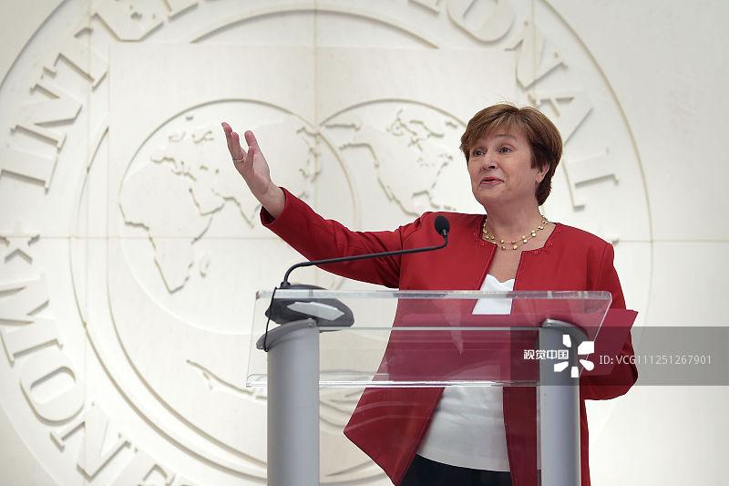 格奥尔基耶娃将出任IMF总裁,是该机构首位来自新兴市场经济体的领导人