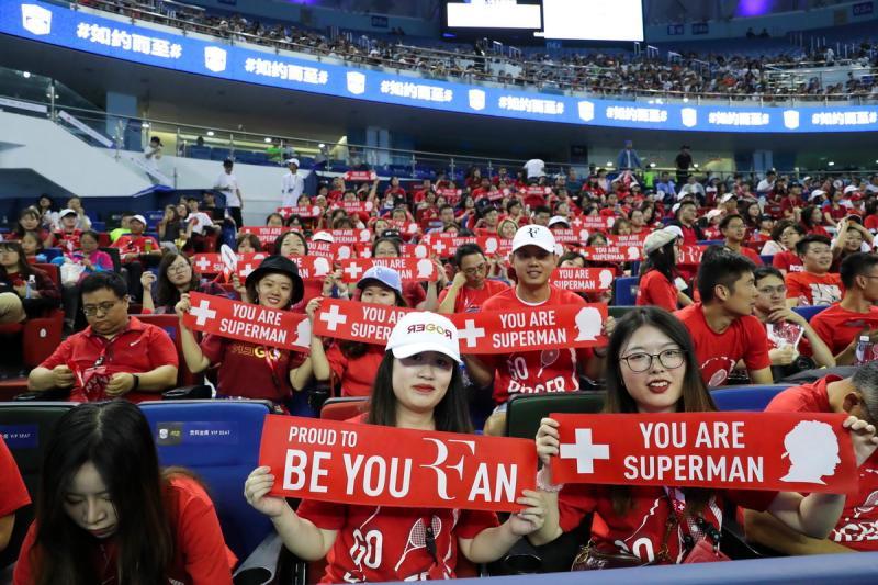 上海大师赛日夜场分开售票尝试超预期,十年培育让申城网球文化深入人心!