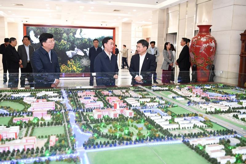 第二届中国・河南招才引智创新发展大会上海专场在上海交通大学举