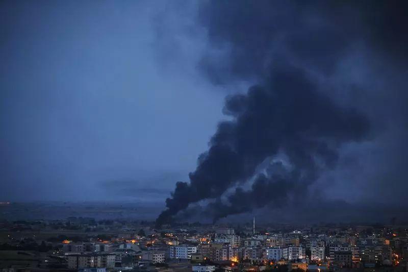 土耳其征讨库尔德 美国酝酿搬走