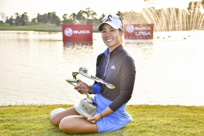丹妮尔·姜生日卫冕别克LPGA锦标赛,中国选手刘钰打入前三