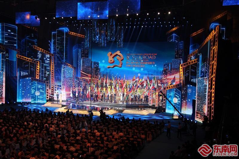 第六届丝绸之路国际电影节闭幕 完整获奖名单公布