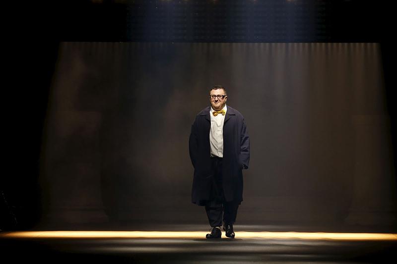 """""""小胖""""回归,Alber Elbaz 宣布将推出个人品牌 AZfashion"""
