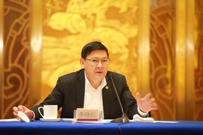 中国工程院院长李晓红:要珍视和爱护院士称号的荣誉