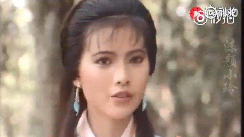 都说蓝洁瑛靓绝五台山,看了这个视频你就知道,当年的她多惊艳……