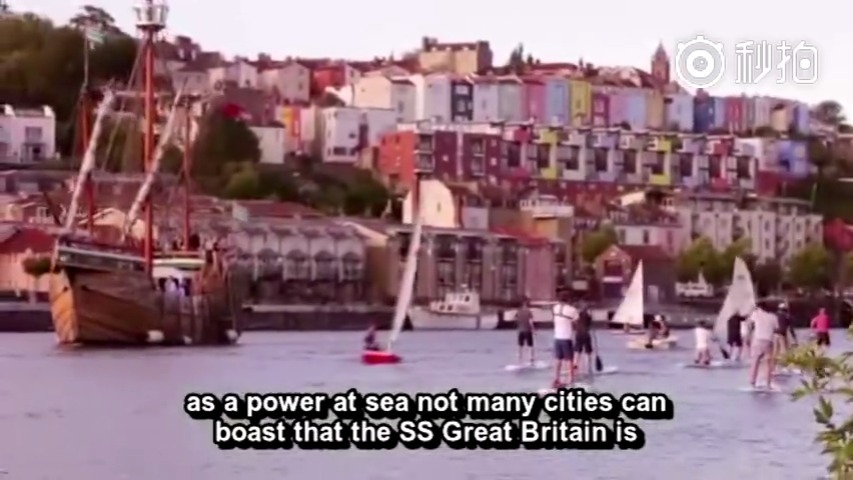 英音听力:布里斯托(Bristol),英国西南部最大的城市