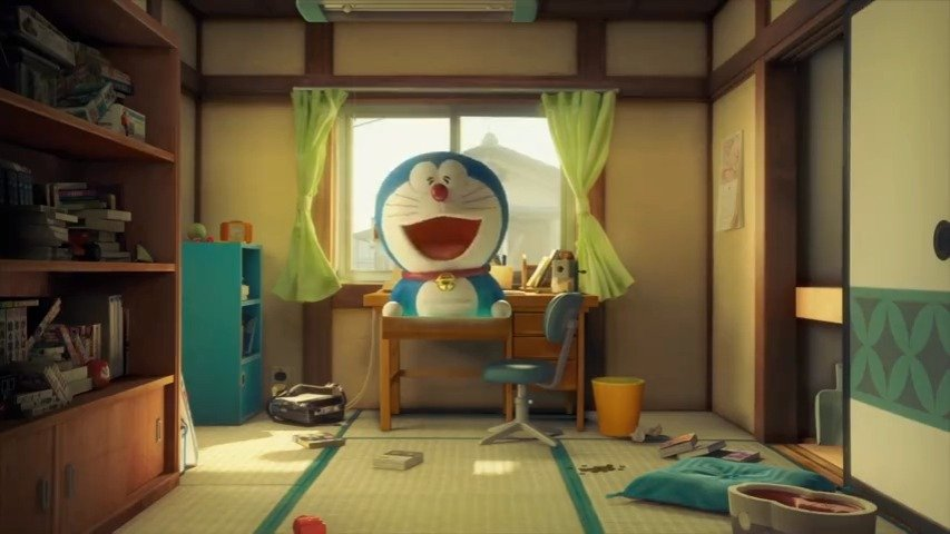 《哆啦A梦:伴我同行2》先导预告片