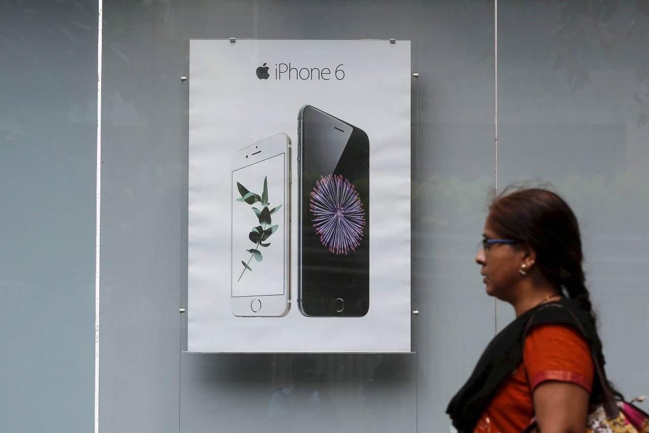 传苹果将向印度投资10亿美元 用于扩大硬件产品印度产能