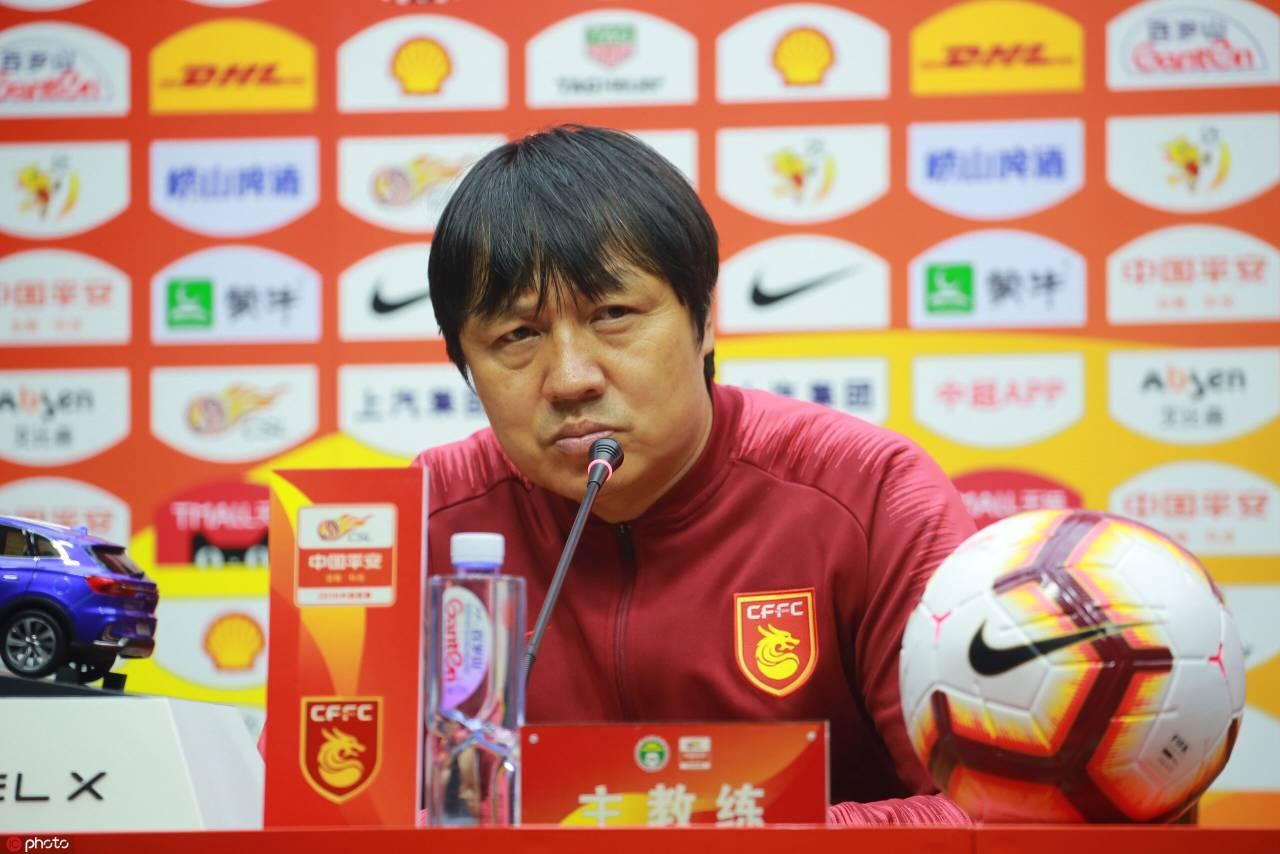 谢峰:华夏幸福保级不明朗,对阵泰达要用胜利回报球迷