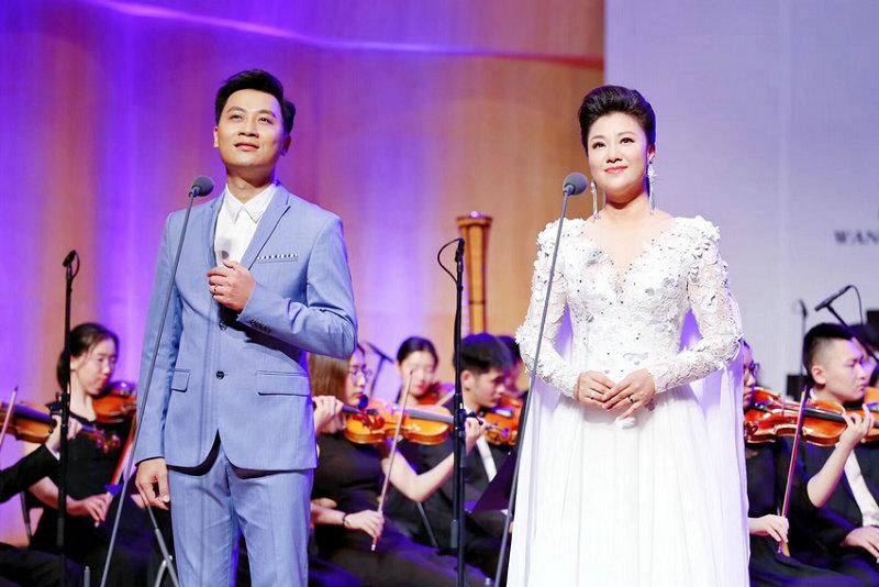歌唱家王丽达博士毕业音乐会举行