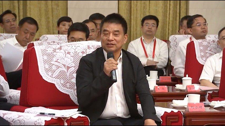 刘永好:新希望集团已在天津落户7个项目 规模已达20多亿元
