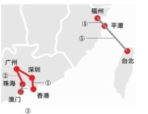 """""""武汉设计""""为连通港澳台高铁贡献力量 福建至台湾高铁已规划"""