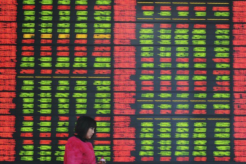 亚洲股市_亚洲股市涨跌互现 美国投资限制拖累亚洲科技公司下挫