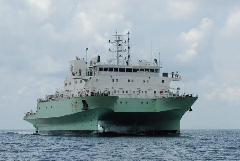 """印军声称""""中国军舰""""进入印专属经济区搞""""间谍活动""""遭驱离"""