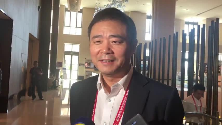 海康威视数字技术股份有限公司董事长 陈宗年:要为天津的智慧城市建设做贡献