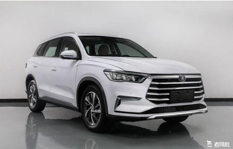 官宣:比亚迪SA2正式定名为宋Pro 将于上海车展亮相