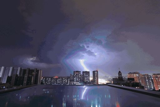 注意!今天将迎来大降温,雷电冰雹大风等强对流天气也来了!