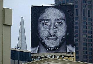 卡佩尼克争议广告被认可,耐克17年来首次获得艾美奖
