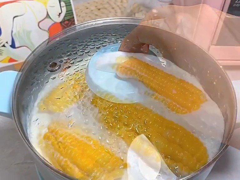 不输肯德基的奶香玉米,在家也可以做出来