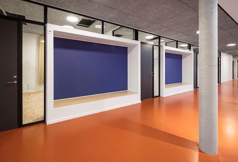 建筑师的人文主义关怀:瓦埃勒精神病医院室内设计师新年工作计划图片