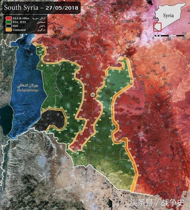 巴沙尔六亲不认打算过河拆桥?只因叙利亚局势
