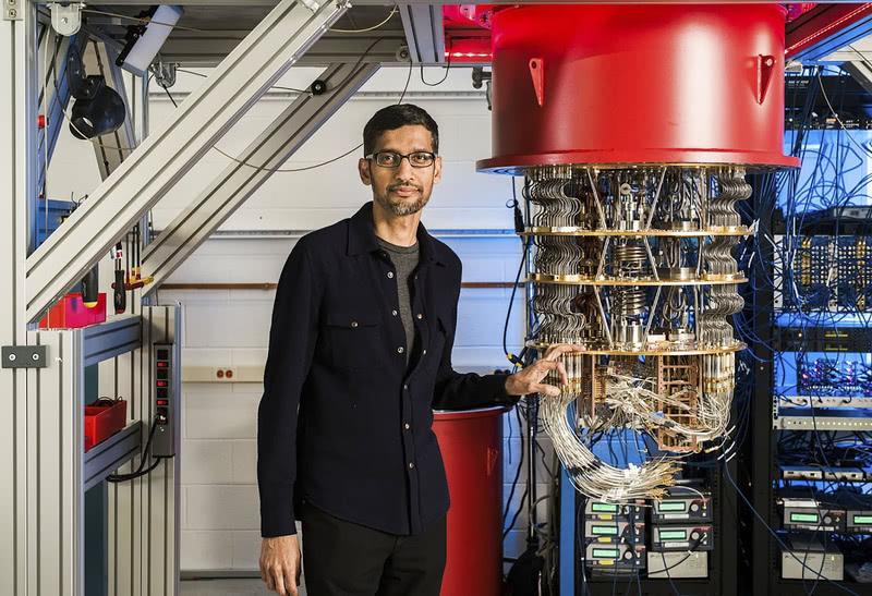 """谷歌正式宣称""""量子霸权"""":意义"""