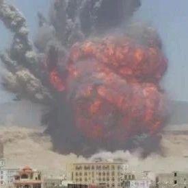导弹互殴 沙特差点炸了自家王宫