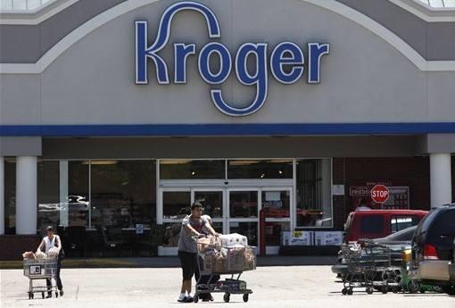 美国超市巨头克罗格公司